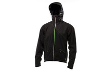 LOCAL Softshell Jacket Men Moss noir
